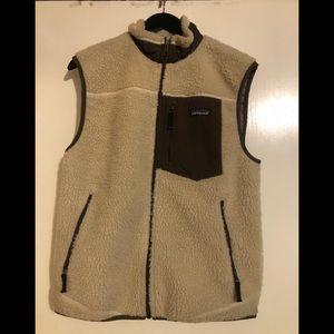 Patagonia Retro-X Fleece Vest Men's Medium